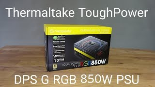 Thermaltake Toughpower RGB 850W PSU
