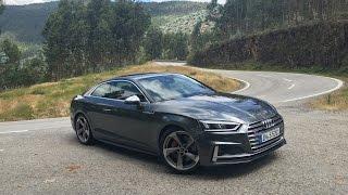 2016 Audi A5 & Audi S5 Fahrbericht / Full Review