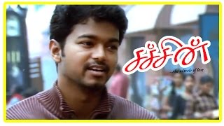 Sachein - Vijay fights for Genelia