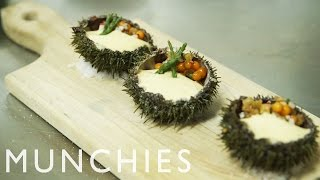 Munchies Chef's Night Out: Montreal (tripes And Caviar)