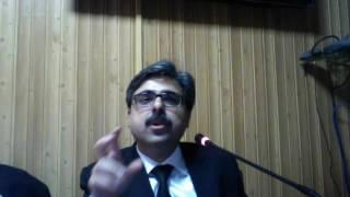LBA Lecture: SALMAN MANSOOR ASC on LDA laws 1/2