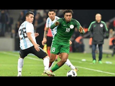 Argentina Vs Nigeria, Peter Rufai speaks...