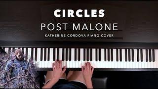 Post Malone - Circles (HQ piano cover)
