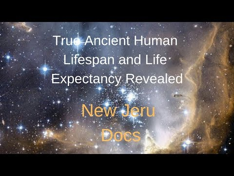 True Ancient Human Lifespan And Life Expectancy Revealed