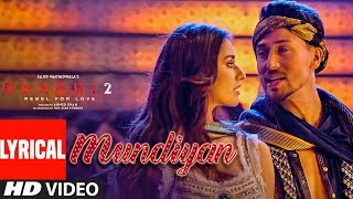 Mundiyan Video Song - Baaghi 2