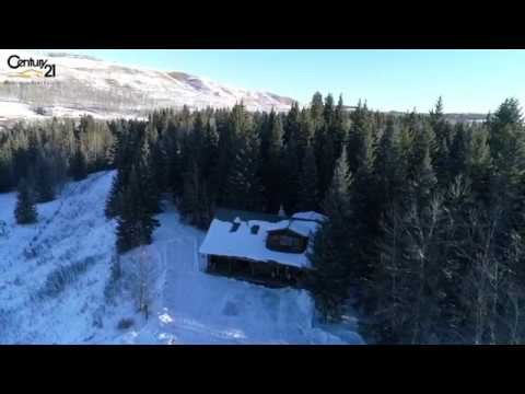 For Sale: 40 acres on the Sheep River near Calgary, Alberta