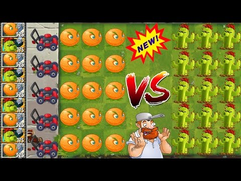 Plants vs Zombies 2 Pinata Party 23/1/2017 - Team Plants Power-Up! Vs Zombies