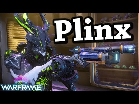Warframe | Plinx (4 Forma Build) thumbnail