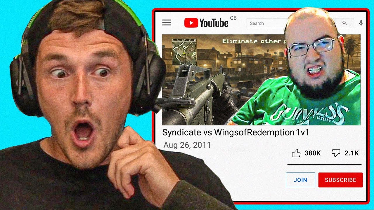 Syndicate Reacts to the Greatest 1v1 of ALL TIME!