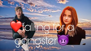 "❤️Falling for a gangster😈 (Episode 1) ""cool girl's party!"""