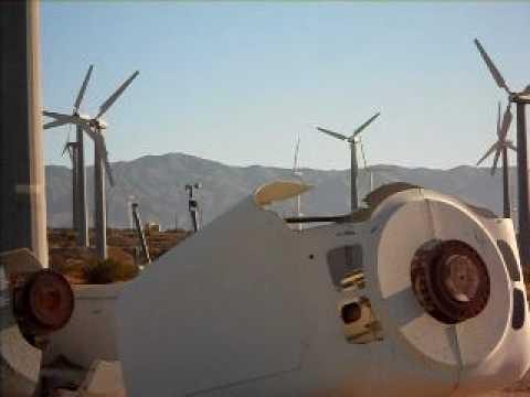 Wind Farm Tour - Palm Springs - Elite Land Tours