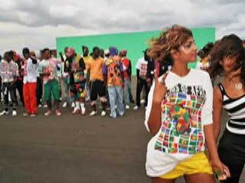 Come Around - M.I.A. (Ft. Timbaland)