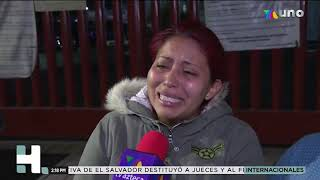 Marisol sigue buscando a su hijo extraviado en la tragedia de la #Línea12