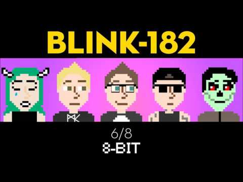 blink-182 - 6/8 8-Bit Cover by FroopLoots