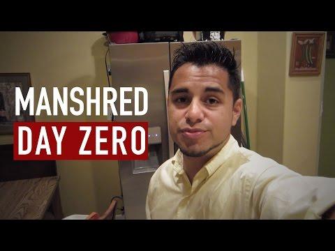 SHRED10 - ManShred Prep Day