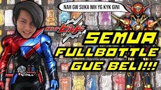 YOUTUBER INI NEKAT NGUMPULIN KE 60 FULLBOTTLE!!! REVIEW SATU-SATU!