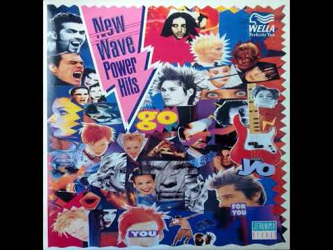 New Wave Power Hits | Jeronimo Groovy 88.9 CD Compilation 1994