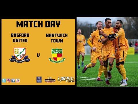 Basford Nantwich Goals And Highlights