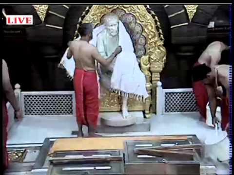 Shirdi Sai - Mangal Snaan Part 2