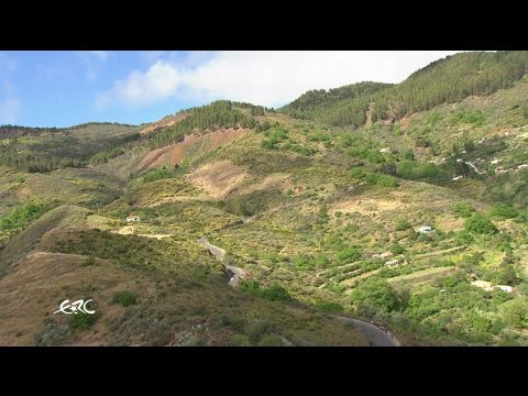 Thumbnail: Rally Islas Canarias 2017 - SS1 Luis Monzon Artiles from Helicopter