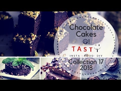 Best Chocolate Cake Recipes - buzzfeed collection 17, 2018