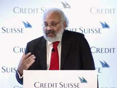 AIC 2012 Replay: Keynote Address: Central bank policy and maintaining India's growth