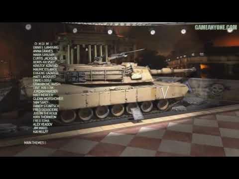Call Of Duty: Modern Warfare 2 - End Credits