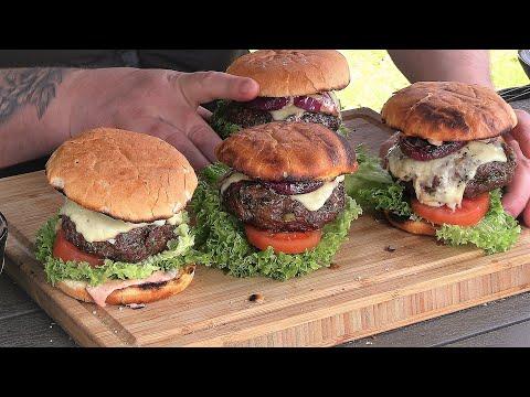 Wiejskie burgery z