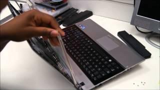 Samsung NP RV510, RV511, S3510, S3511, R530, R519 Laptop Screen Replacement Repair