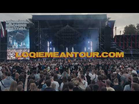 Loqiemean / Booking Machine Festival / Хороший Мальчик