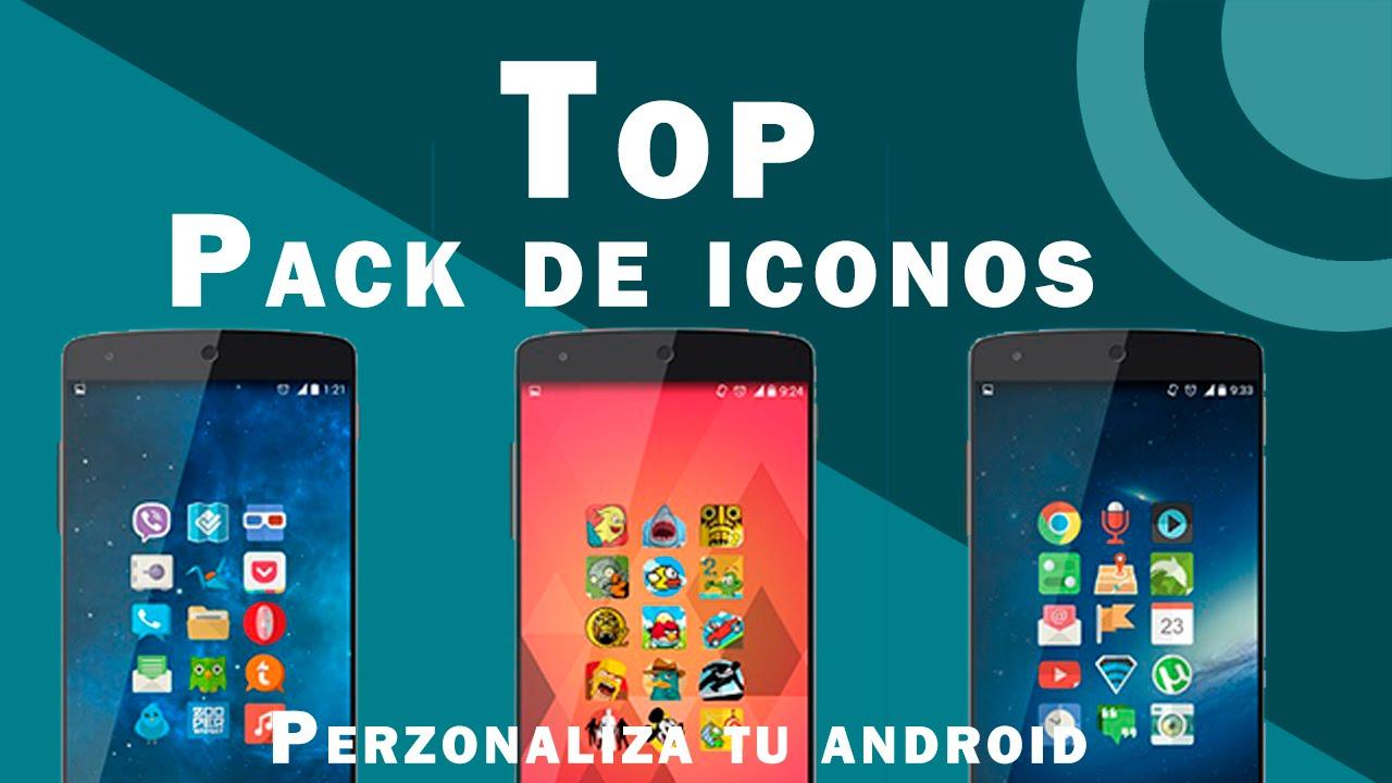 Resultado de imagen para top iconos para android