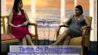 TDAH - Transtorno do Déficit de Atenção e Hiperatividade- parte 03/06