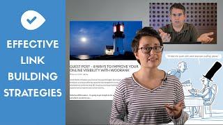 Effective Link Building Strategies - Blogging