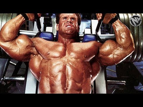 LEAVE IT ALL IN THE GYM - RAMBO MODE - JAY CUTLER MOTIVATION ▶4:42