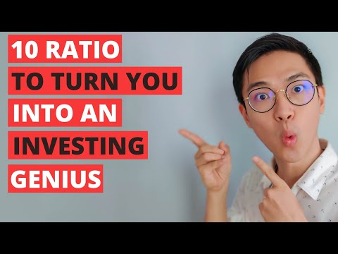 Learn The 10 Key Financial Ratio To Profit From The Stock Market
