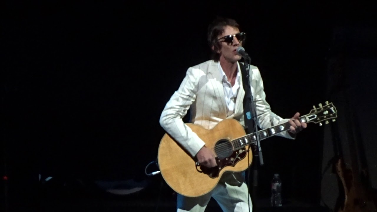 Richard Ashcroft - The Drugs Don't Work (The Verve) - The Greek Theatre - Los Angeles CA - 5/11/18 - YouTube