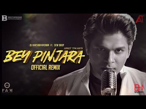 BEY PINJARA (Official Soulful Remix) | Ankit Tiwari | Dj Harshavardhan ft. Dew Drop