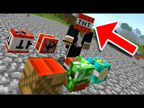 Minecraft: 6 NEW KINDS OF TNT