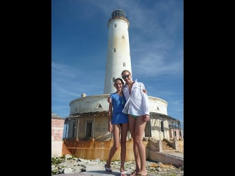 Birdrock Lighthouse Tour Crooked Island Bahamas