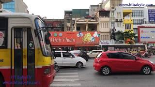 Wheels On The Bus Ha Noi P8 🚌 Nursery Rhymes 4 Kids   HT BabyTV ✔︎