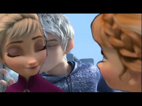 Jack Frost & Elsa - Love Me Like You Do