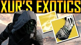 destiny you need to visit xur
