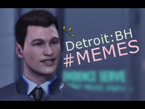 Detroit Become Human Connor Hering
