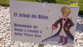 Rioja estrena el Parque 'El Principito' con más de 8.000 m2