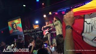 Herbalist/Can't Cool/Rock the Dancehall/Poser/Play fool - ALBOROSIE LIVE @ B.B. KING, NYC 6/21/2017