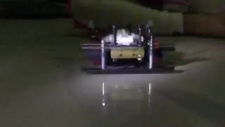 Tamiya Mini4wd Floating Mass Damper (FMD) Slow Motion