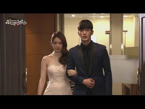 [The Dearest Lady] 최고의 연인 75회 - Kang Min Kyung & Kwak Hi Sung  Appear together 20160323 Mp3