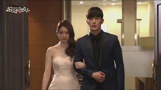 [The Dearest Lady] 최고의 연인 75회 - Kang Min Kyung & Kwak Hi Sung  Appear together 20160323