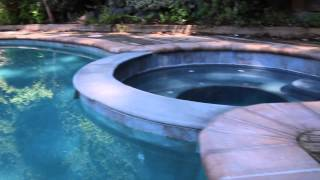 Stone Scapes Tropics Blue Pool Finish | Frog