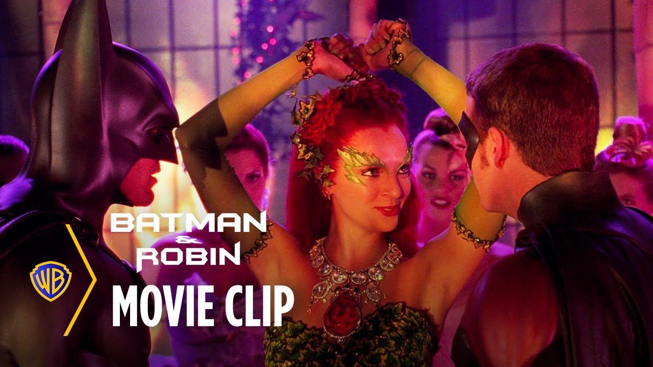 Batman & Robin | Poison Ivy Introduces Herself | Warner Bros. Entertainment  - YouTube